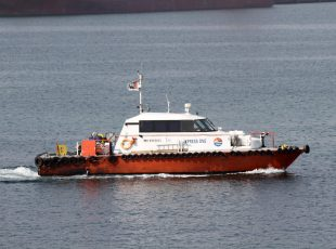 Pilot Boat Design Express 1