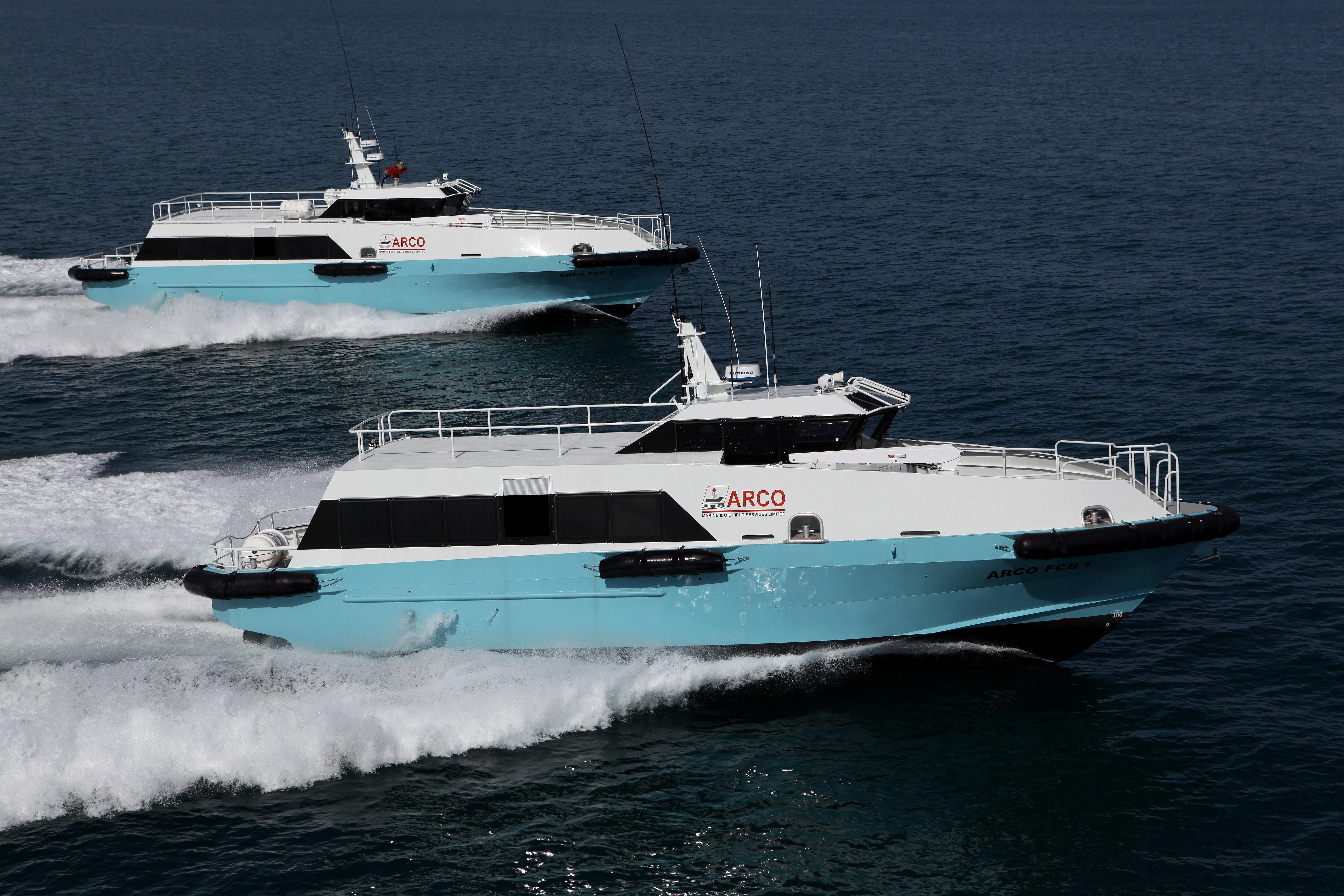 commercial boat architects Fremantle WA