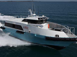 Arco FCB 1 Crew Transfer vessel design