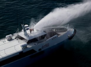 SBF Marine Crew Vessel Designers Au