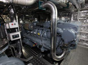 Arco FCB 2 Crew Transfer Vessel Interior