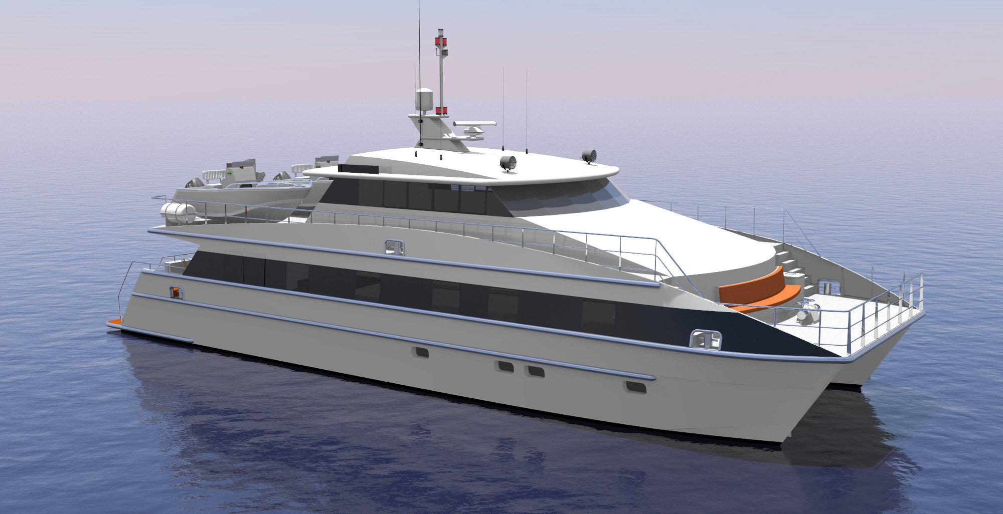 24m Catamaran
