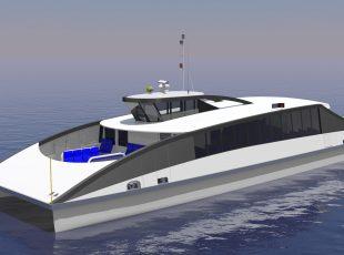 27m Low cash Cat Passenger Ferry