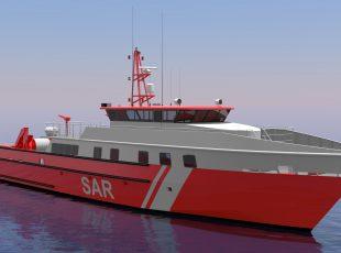 40m Patrol Search & Rescue design