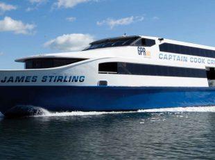 Captain-Cook Stirling designers