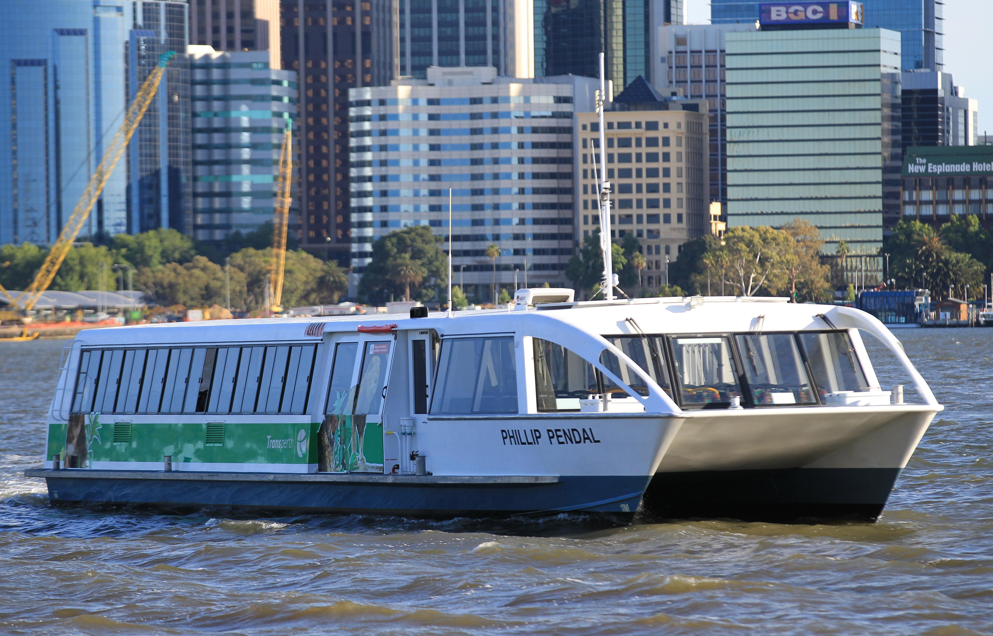 Phillip Pendal Boat Design perth