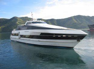 Tenggara Satu Passenger Ferry design