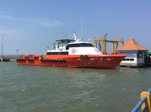 Hafar Orca Crew Transfer Vessel