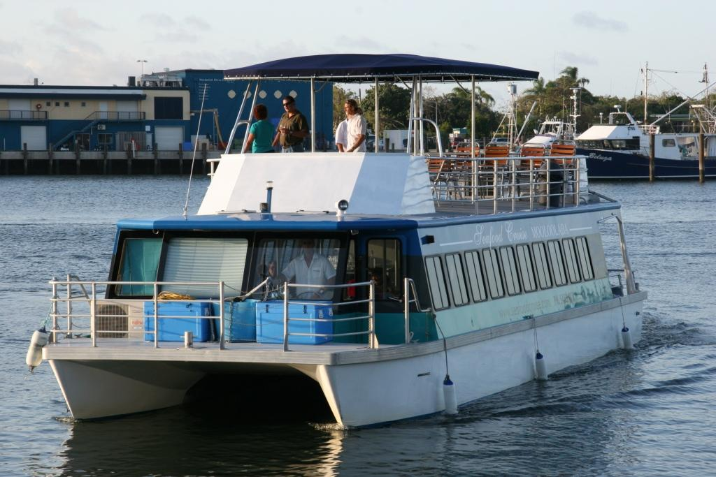 River soiree tour boat