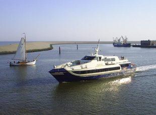 najade passenger vessel designer