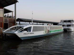 passenger ferry design - phillip-pendal
