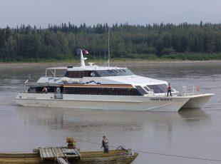 yukonqueen boat design