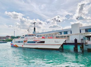 AsianFast - Fast Ferry Architects